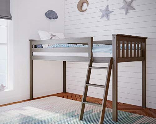 Best Low Loft Beds Reviews.