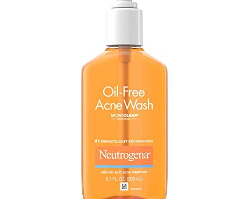 Best Neutrogena Face Wash Reviews.