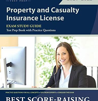 Best Property and Casualty Exam Prep Books review.