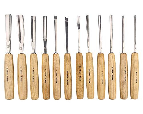 Best Carving Chisel Set Reviews.