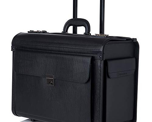 Best Rolling Briefcase Reviews.