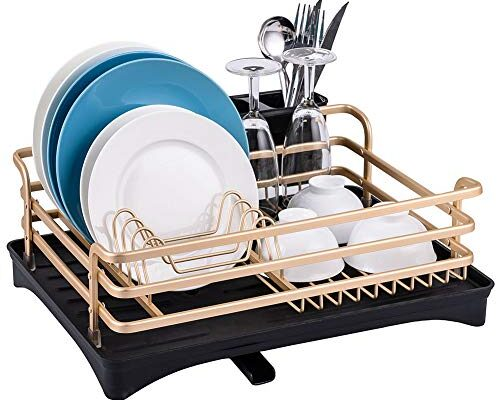 Best Dish Drainer With Spout Reviews.