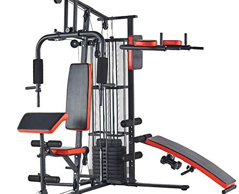 Best Multi Station Home Gym Reviews.