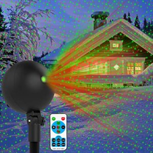 Best Holiday Laser Projector.