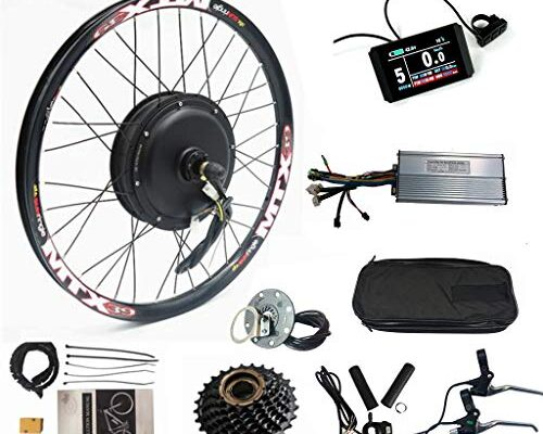 Best Electric Bike Conversion Kits Reviews.