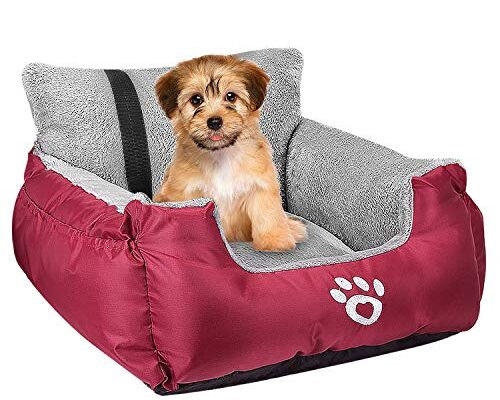 Best Doggy Car Seats Reviews.
