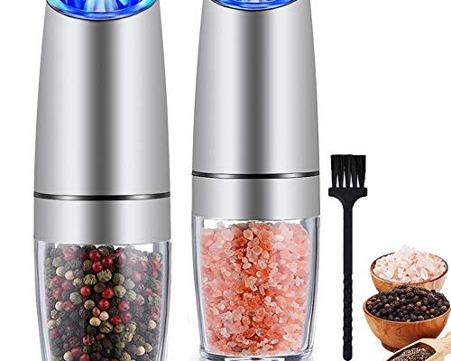 Best Electric Salt Grinder Reviews.