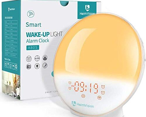 Best Light Therapy Alarm Clock Reviews.