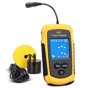 Best Portable Fish Finder.