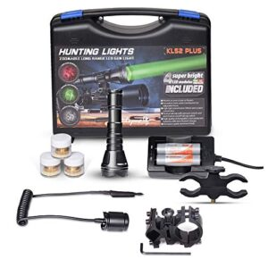Best Hunting Lights Reviews.