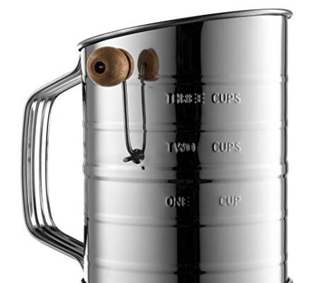 Best Rated Flour Sifter.