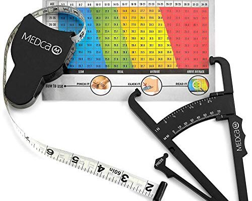 Best Skinfold Calipers Reviews.