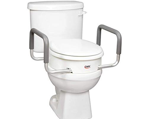 Best Elongated Toilet Seat Risers Reviews.
