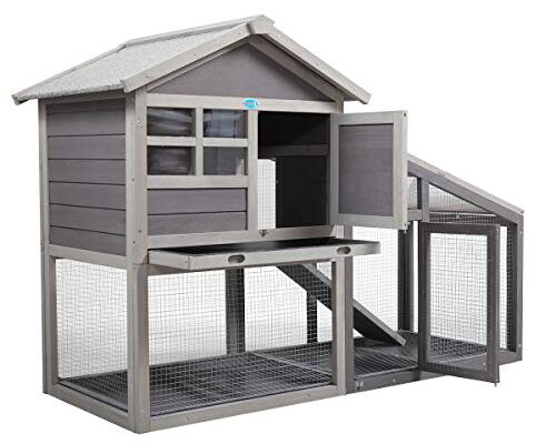 Best Outdoor Rabbit Hutch Reviews.