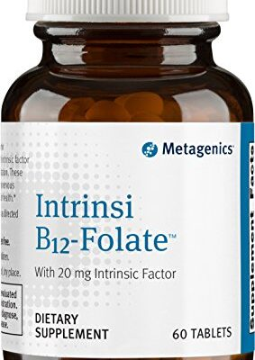 Best Metagenics B12 Supplements Reviews.