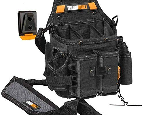 Best Tool Belt For Electricians Reviews.