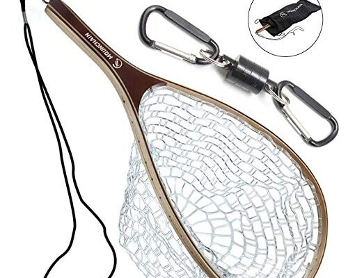 Best Fly Fishing Nets Reviews.