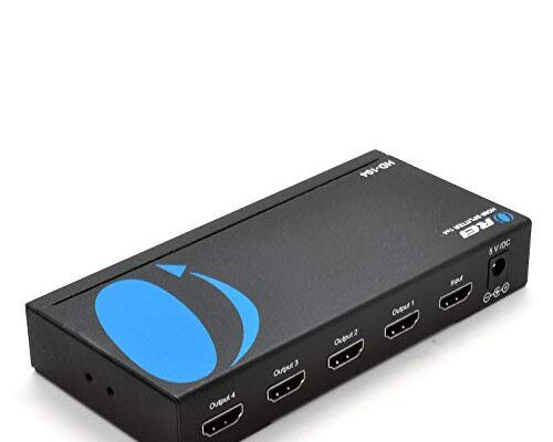Best Hdmi Splitter 1 In 4 Out Reviews.