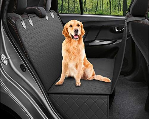 Best Dog Seat Covers For Cars Reviews.