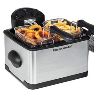 Best Deep Fryer With Timers Reviews.