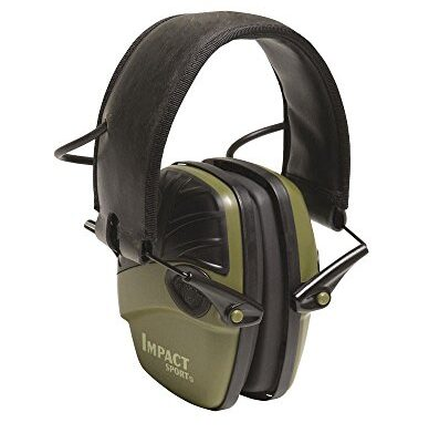 Best Electronic Shooting Muffs.