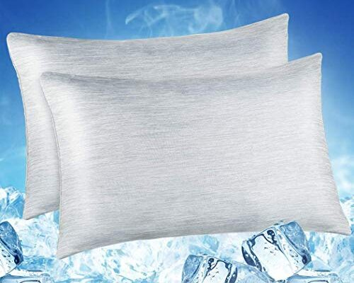 Best Cooling Pillow Case Reviews.
