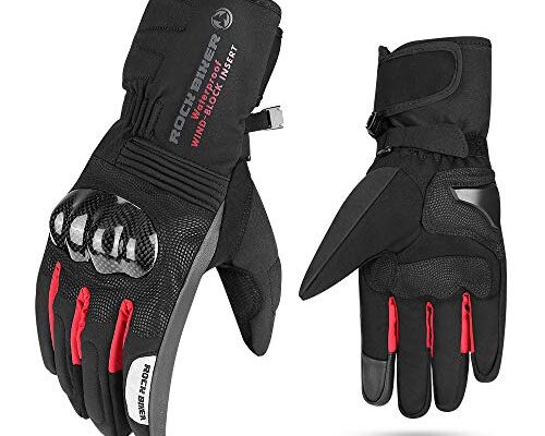 Best Motorcycle Winter Gloves.
