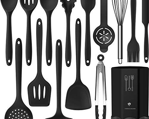Best Silicone Cooking Utensils Reviews.