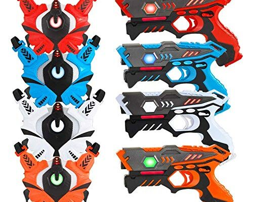 Best Laser Tag Toy Reviews.