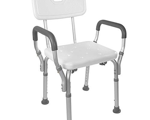 Best Shower Seat With Handles Reviews.