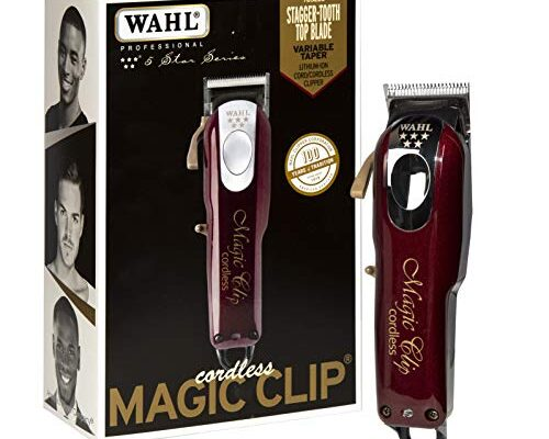 Best Cordless Hair Clippers For Barbers.