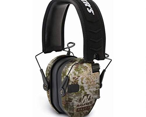 Best Ear Muffs For Hunting.