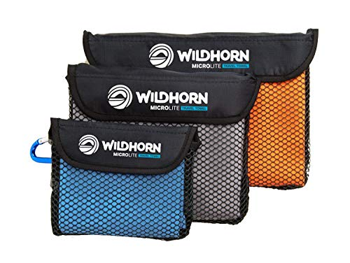 Best Quick Dry Towels For Backpacking Reviews.